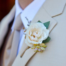 130x130 sq 1421953312871 7 briana  david boutonniere close up