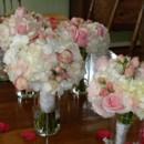 130x130 sq 1366821061000 bride hydrangea rose orchid and bridesmaid 800x600