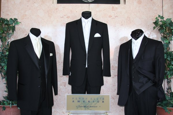 photo 1 of Allen's Tuxedo Formal Wear