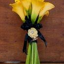 130x130 sq 1360000625515 floralsbyrhondallcyellowcallalilybridesbouquetheathergrayphotography