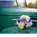 130x130 sq 1424812729698 brown and blue bridal bouquet florals by rhonda ll