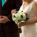 130x130 sq 1424812883893 blue and brown bridal bouquet florals by rhonda ll