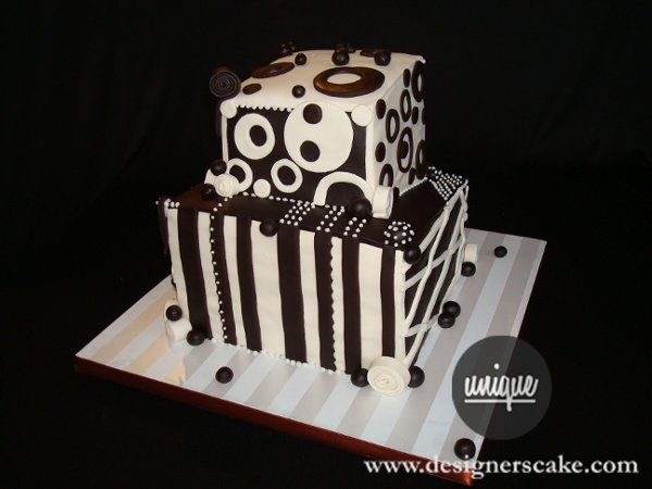 photo 6 of Unique Designer's Cake