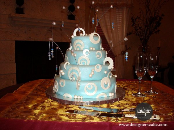 photo 8 of Unique Designer's Cake