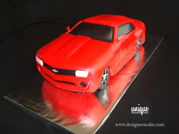 photo 14 of Unique Designer's Cake