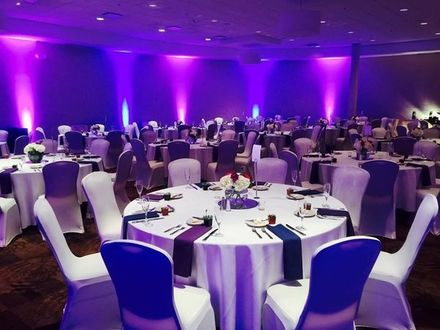 Hilton Garden Inn | 700 Beta Banquet & Conference Center