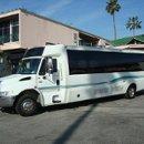 130x130 sq 1278693547218 26passengerwhitepartybusexterior1