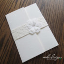 130x130 sq 1384960067954 luxe flower pocketfolder wedding invitatio