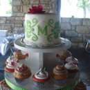 130x130 sq 1279121520193 weddingcupcakes