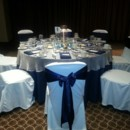 130x130 sq 1367339783290 chair covers blue
