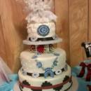 130x130 sq 1395069157558 mooshus native amercian wedding cake