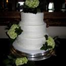 130x130 sq 1427309920775 mooshus pearl dots fondant wedding cake