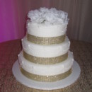 130x130 sq 1427310594579 mooshus classic gold wedding cake