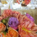 130x130 sq 1291333935066 peachcenterpieces