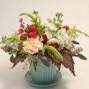 130x130 sq 1327614291117 stockcarnationrosesbegoniabotanicafloraldesign