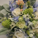 130x130 sq 1405282738880 bridal bouquet white pale blue green botanica flor