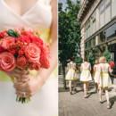 130x130 sq 1405284105129 bridesmaidsbouquetscoralbotanicafloraldesignportla