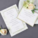 do it yourself invitations, comes with template and how to instructions