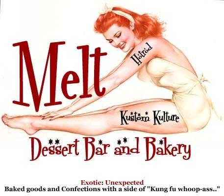 Melt Dessert Bar And Bakery Wedding Cake Tenino Wa