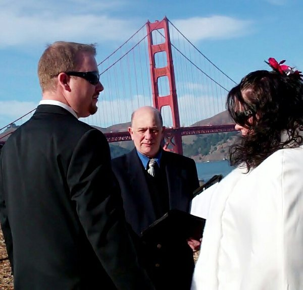 photo 19 of Bay Area Ceremonies - Wedding Officiant
