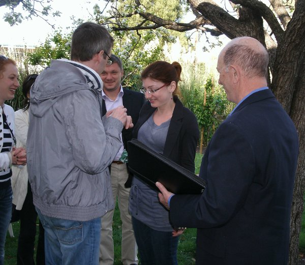 photo 11 of Bay Area Ceremonies - Wedding Officiant