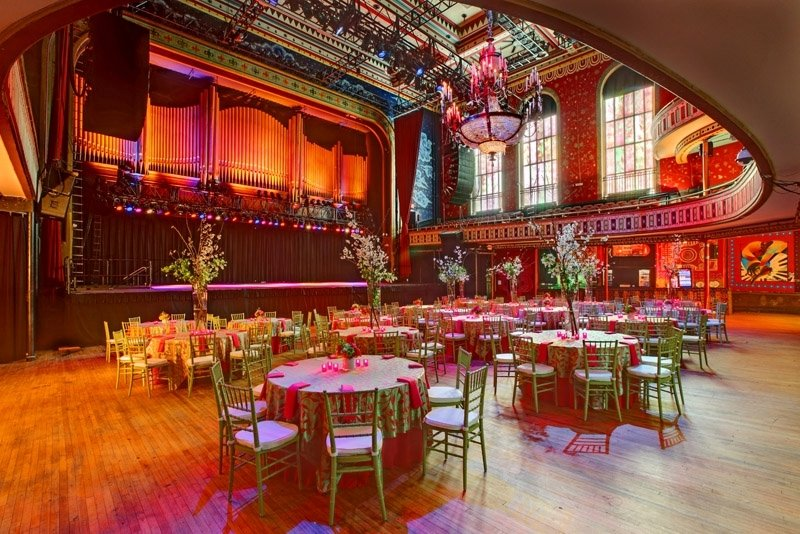Tabernacle Venue Atlanta Ga Weddingwire