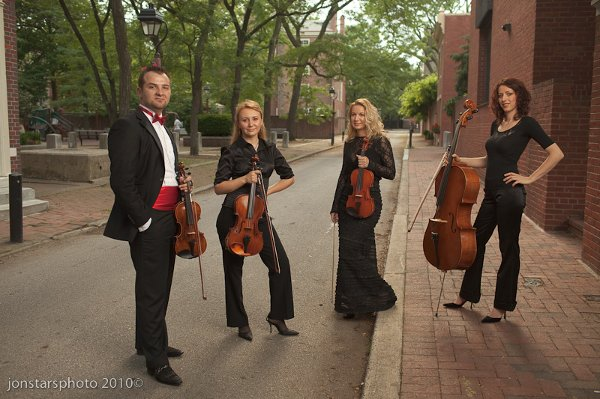 photo 3 of Philadelphia String Quartet