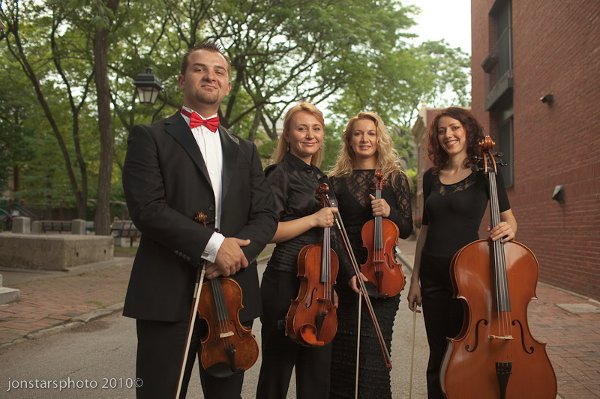 photo 4 of Philadelphia String Quartet