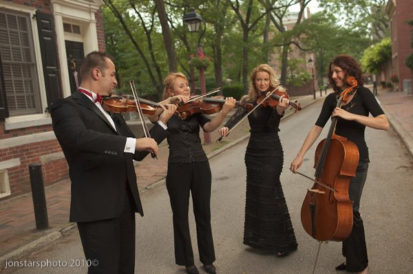 photo 5 of Philadelphia String Quartet