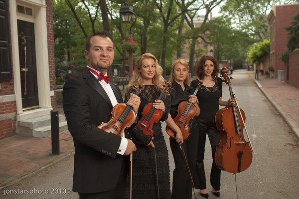 photo 7 of Philadelphia String Quartet