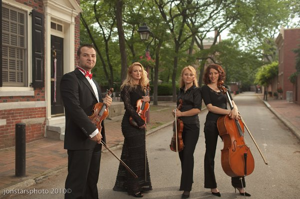 photo 8 of Philadelphia String Quartet