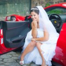 130x130 sq 1444611311535 red ferrari  bride