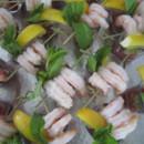 130x130 sq 1403712555456 shrimp cocktail in glasses