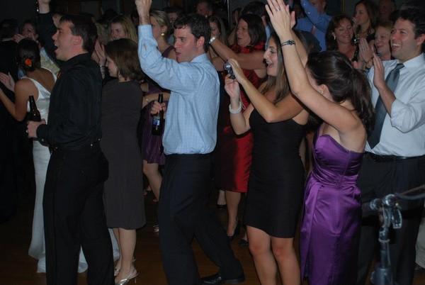 1483983477705 Wedding Crowd Clapping Newport wedding band