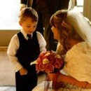 130x130 sq 1444342546279 bride and ringbearer