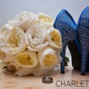130x130 sq 1444342584325 white david austin blingy blue shoes