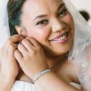 130x130 sq 1415998038954 wedding hairstyle light brown highlights in dark h