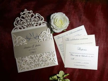 Custom Invitations by JoAnn