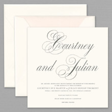 220x220 sq 1467832658737 vera wang wedding invitation