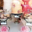 130x130 sq 1449163635743 wedding cupcake and macaron display