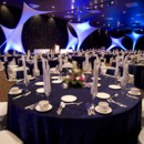 130x130 sq 1432153282059 navy blue and white wedding receptionweddings at g