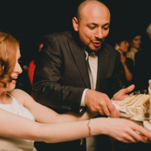 220x220 sq 1468529329097 maryclaire mostafa wedding 215