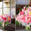 130x130 sq 1420856244962 dear darling photography bride bouquet mauve pink