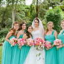 130x130 sq 1420856364924 dear darling photography bride bridemaids bouquet