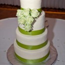 130x130 sq 1384790908193 apple green wedding cak