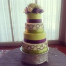 130x130 sq 1384802538585 purple and lime green weddi