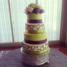 220x220 1384802538585 purple and lime green weddi