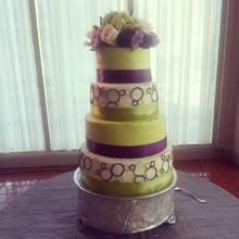 220x220 1384802538585 purple and lime green weddi