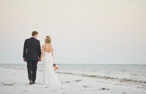 Fort Myers Beach Weddings: Pink Shell Beach Resort & Marina