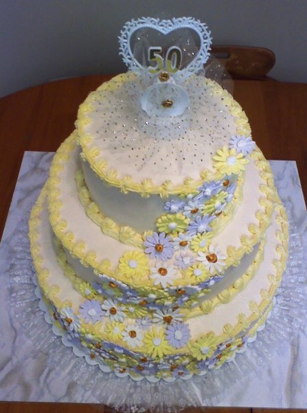 Cake Design In Montgomery Alabama : Bubba Cakes - Montgomery, AL Wedding Cake